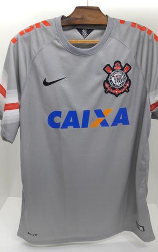 63d29e367b7d7 Camisa Corinthians Goleiro 2014 S/nº. R$ 449