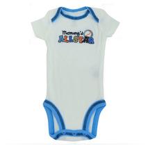 Body Para Bebê Manga Curta All Star Carter
