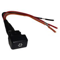 Botão Interruptor Ar Condicionado Uno E Fiorino 1991 A 2013