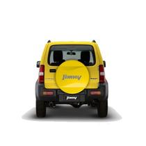 Capa De Estepe Suzuki Jimny 2009 A 2016 Todas As Cores