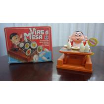Brinquedo / Jogo Vira Mesa Da Estrela Antigo