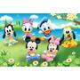 Painel Em Lona Baby Disney 2x1,40 Ref. Bd01