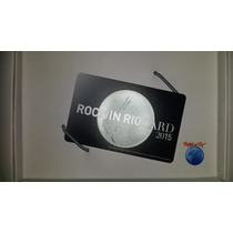 Ingresso Rock In Rio Metallica 2015