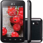 Celular Lg Optimus L4 Ii Dual E467 Tv 3g 3mp Preto Nacional