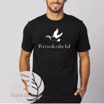 Camiseta Brooksfield - Personalizada