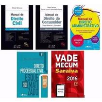 Manual Civil Consumidor Adm - Processo Civil - Vade Oab 2016