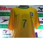 Camisa Seleção Brasileira Copa 2010 # 7 Pronta Entrega