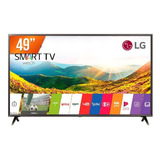 Smart Tv Led 49'' Ultra Hd 4k Lg 49uk6310 Hdmi Usb Wi-fi