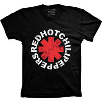 Camisetas Red Hot Chili Peppers Bandas De Rock Engraçadas