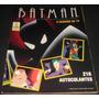 Álbum Batman O Desenho Da Tv - Ed. Abril - 1994