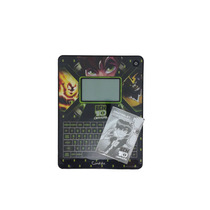 Tablet Ipad Pc Infantil Touch Do Ben10 Candide 80 Jogos