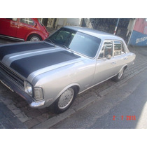 Chevrolet Opala Gran Luxo 6cc 4 Portas Ano 1973 Ss Zaffira