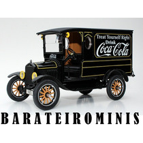 1:24 Ford Model T 1917 Panel Delivery Truck - Coca Cola
