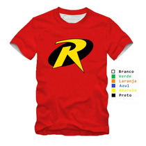 Camisa Personalizada Robin