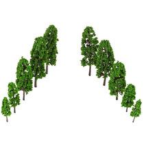 Mini Árvores Escala 1:100 A 1:300 P Ferromodel Maquetes 20un