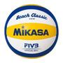 Bola De Voleibol Mikasa Vx30 Oficial Praia Fivb