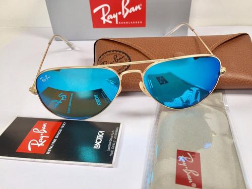 Ray Ban Aviador Original Rb3026 Espelhado Fotos Reais 70%off 14b421c2b3