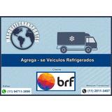 Agrega - Se Veículos Refrigerado 3/4 Toco Truck Refrigerado