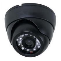 Camera Cftv Dome 24 Leds Infra 1.000 Linhas P/ Stand Alone