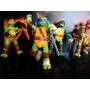 Tartarugas Ninjas Kit Festas Decoração Aniversário Lembrança