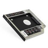 Case Caddy Hd Ssd Sata Adaptador Gaveta Dvd Notebook 9,5mm