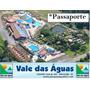 Passaportes/ingressos/voucher Parque Aquático Pra 2 Pessoas