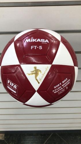 a156799a13 Bola De Futvôlei Futevolei Mikasa Ft 5 - Ft5 Original. Preço  R  209 Veja  MercadoLibre