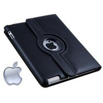 Capa Case Couro Apple Mini Ipad New Giratória