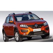 Palhetas Limpador Parabrisas Renault Sandero 2015 Em Diante