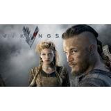 Dvds Serie Vikings 1 A 5 Temporada Complet +versão Estendida