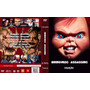 Chucky Brinquedo Assassino Coleção Completa 6 Dvs