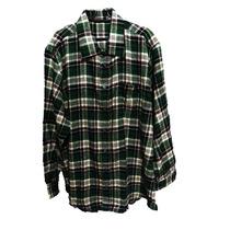Camisa Blusa Masculina Manga Longa Flanela Xadrez Plus Size