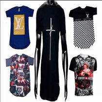 2a20004f3d Busca Camiseta Manga longa Swag preta com os melhores preços do ...