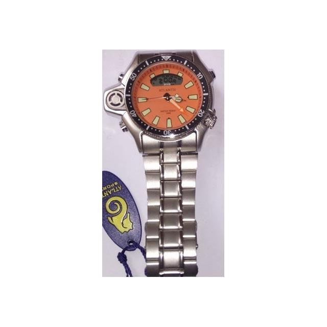 ad21fbe9fb5 Relógio Atlantis Masculinos