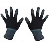 Luva Anti-estática Palm Fit Preta - Esd System