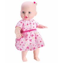 Boneca Bebê Carinhosa 60cm Fala Até 100 Frases - Divertoys