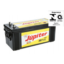 Bateria 180 Amperes Jupiter J180he Selada
