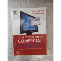 Correspondência Comercial Em Inglês - Vitoria Davies