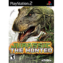Jurassic Park The Hunted Patch Play2