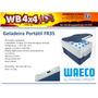Geladeira Automotiva /refrigerador Portátil Waeco Fr35 - 31l