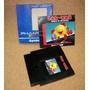 Cartucho Video Game Nintendo Pac-man C/ Caixa E Manual