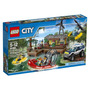 Brinquedo Novo Lego City O Esconderijo Dos Ladrões 60068
