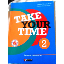 Take Your Time Vol 2 - Com Cd