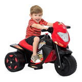 Moto Elétrica Infantil Ban Moto 6v Preto 2592 Frete Gratis