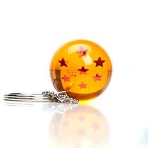 Chaveiro Esfera Do Dragão Goku Vegeta 2,5cm - Dragon Ball Z