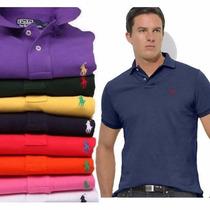 Camisa Camiseta Gola Polo Ralph Lauren Masculina Importada