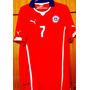 Camisa Do Chile 2015 Alexis Sanchez Uniforme 1