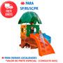 Parquinho Playground Casa Na Árvore Smart 0997.6 - Xalingo