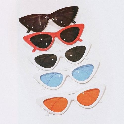 4337d35a7 Promoção Óculos De Sol Gatinho Cat Eye Lolita Retrô Pinup