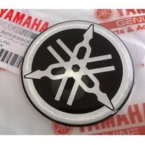 Emblema Logo Adesivo Tanque Yamaha 45mm R1 R6 Fz6 Xt600